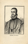 Gaspard De Coligny ( Marquis De Chatillon)