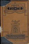 Fichte by Robert Adamson M.A.