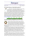 December 2007 Volume 3, Number 4