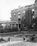 Sunken Garden looking West 1920s