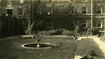 Sunken Garden 1924 by Winthrop University