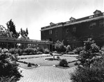 Sunken Garden ca. early 1940s