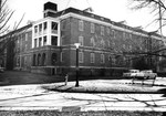 Backside of Roddey Apartments ca1964 by Winthrop University