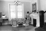 Interior of Stewart House 1985 by Winthrop University