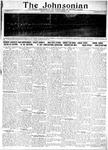 The Johnsonian September 26, 1925