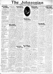 The Johnsonian October 10, 1925
