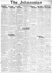 The Johnsonian October 24, 1925