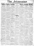 The Johnsonian October 31, 1925