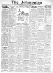 The Johnsonian November 7, 1925