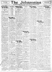 The Johnsonian November 14, 1925