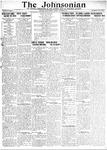 The Johnsonian November 21, 1925