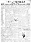 The Johnsonian April 3, 1926