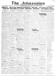 The Johnsonian April 10, 1926