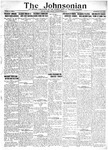 The Johnsonian October 9, 1926