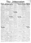 The Johnsonian October 16, 1926