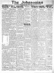 The Johnsonian October 15, 1927