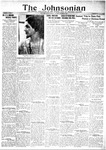 The Johnsonian October 27, 1927