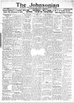 The Johnsonian October 29, 1927