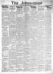The Johnsonian November 5, 1927