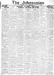 The Johnsonian January 21, 1928