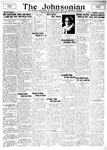 The Johnsonian April 14, 1928