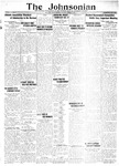 The Johnsonian October 13, 1928