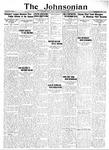 The Johnsonian September 28, 1929