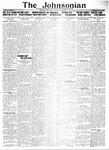 The Johnsonian October 3, 1929