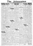 The Johnsonian November 9, 1929