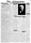 The Johnsonian January 12, 1930