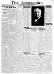 The Johnsonian January 12, 1930 by Winthrop University