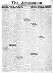The Johnsonian January 25, 1930