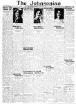 The Johnsonian April 19, 1930