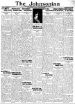 The Johnsonian April 26, 1930