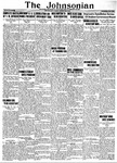 The Johnsonian May 10, 1930