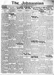 The Johnsonian September 20, 1930