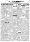 The Johnsonian September 27, 1930