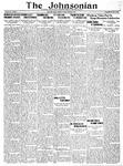 The Johnsonian October 11, 1930