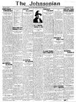 The Johnsonian November 8, 1930