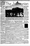 The Johnsonian October 25, 1940 by Winthrop University