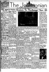 The Johnsonian November 8, 1940 by Winthrop University