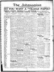 The Johnsonian September 19, 1931