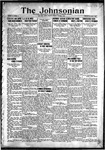 The Johnsonian October 3, 1931