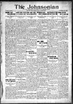 The Johnsonian October 24, 1931