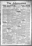 The Johnsonian November 7, 1931