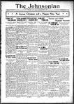The Johnsonian December 15, 1931