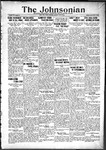 The Johnsonian May 14, 1932