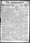 The Johnsonian October 15, 1932