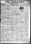 The Johnsonian October 29, 1932