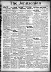 The Johnsonian November 5, 1932